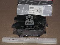Колодки тормозные дисковые TOYOTA CAMRY 01- передние Гарантия