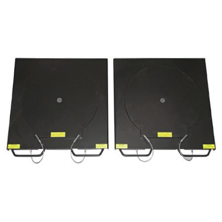 Круги поворотные для сход-развала (2 шт.) 50мм