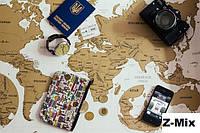 Скретч карта мира Scratch World Map