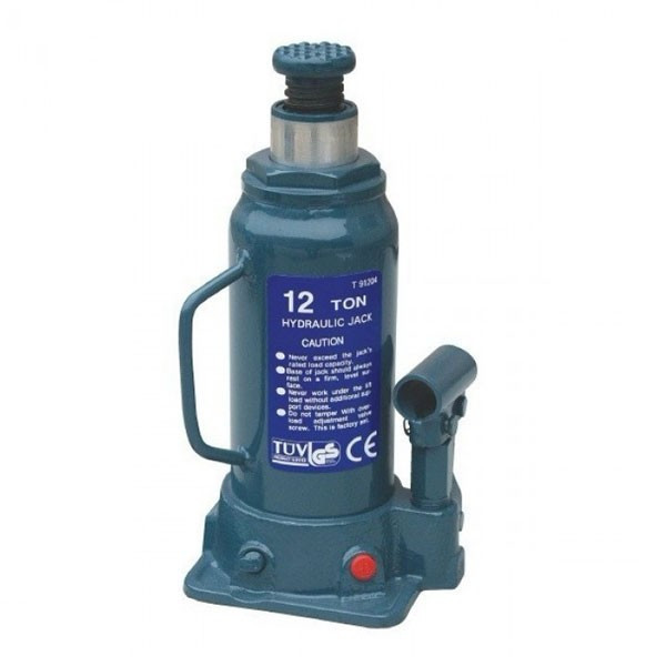 Домкрат бутылочный 12 т 230-465 мм TORIN T91204