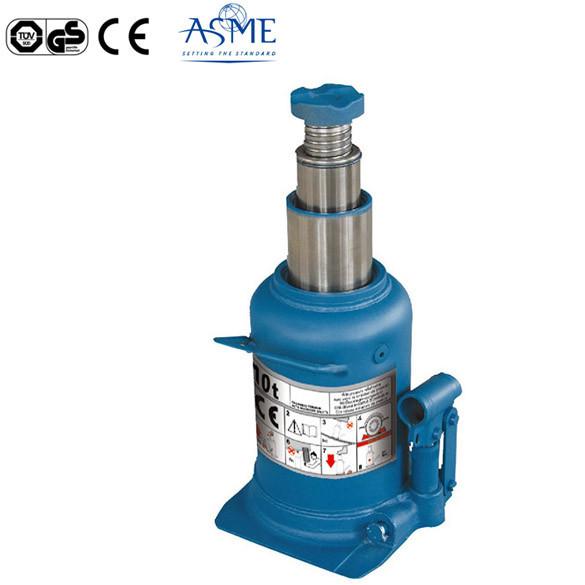 Домкрат двухштоковый 10 т 210-520 мм TORIN TH810001