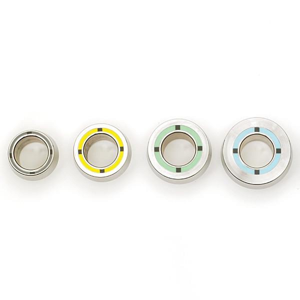 Комплект колет точной посадки BullsEye (4 ед.) для балансировочных стендов
