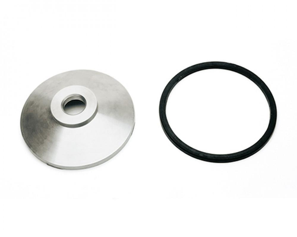 Чашка с защитной манжетой 229 мм для легкосплавных дисков