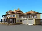Архитектурный проект дома, коттеджа, фото 5