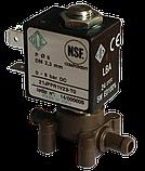 Электромагнитный клапан для воды 21JPP1R1V23 (ODE, Italy), под трубку, шланг, фото 2
