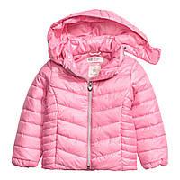 Куртка HM для девочек (Швеция)