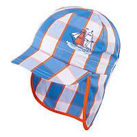 Панама детская для мальчика  TuTu 137 арт. 3-004045 (44-46, 48-50, 52-54)