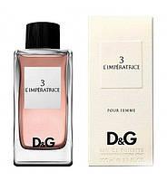 Женская туалетная вода D&G 3 L'imperatrice (Dolce&Gabbana) 50 мл