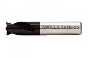Сверло TOPTUL d8mm, L45mm для высверливания точечной сварки JJAX0817