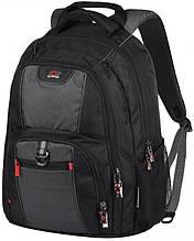 Рюкзак для ноутбука 16 дюймов WENGER Pillar 2 600633,черный