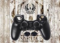 Силиконовый чехол для джойстика PS4 (Черный)