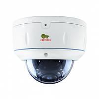 Наружная купольная камера Partizan IPD-VF2MP-IR AF WDR POE v1.0