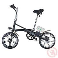 Велосипед раскладной электрический