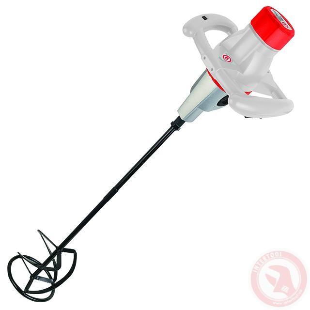 Миксер ручной электрический 1200 Вт, 2 скорости (100-400,150-700 об/мин) Intertool DT-0130