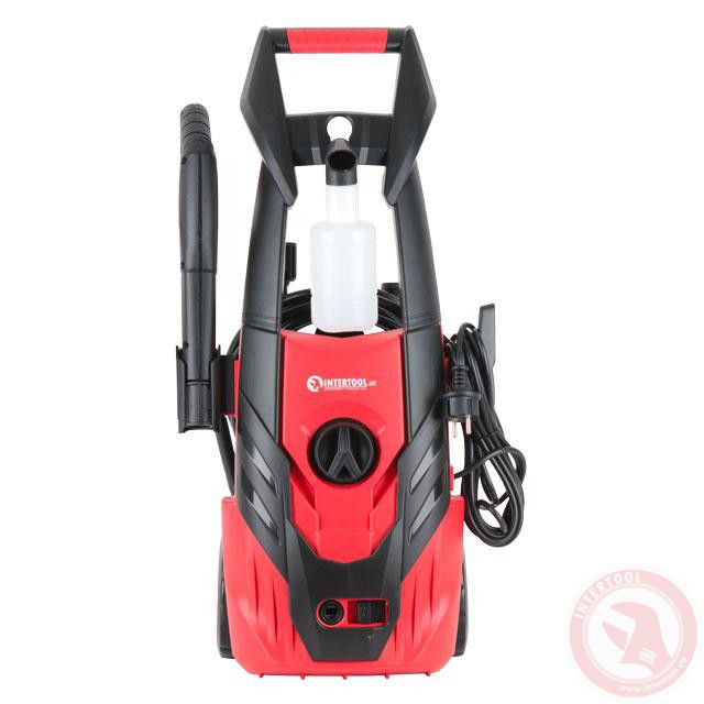 Очиститель высокого давления 1400Вт, 5.5 л/мин, 80-110бар