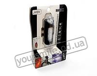 USB LED фонарь для велосипеда супер яркий белый
