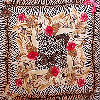 Платок шейный, маленький Venera Лучший корпоративный подарок к праздникам платок шёлковый шейный женский VENERA (ВЕНЕРА) C270089-16