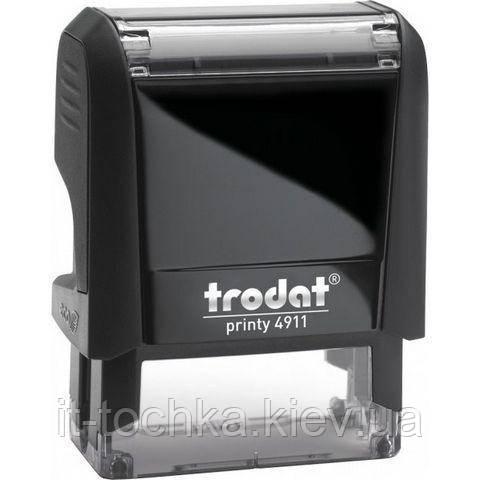 Стандартный штамп trodat 4911/std/n