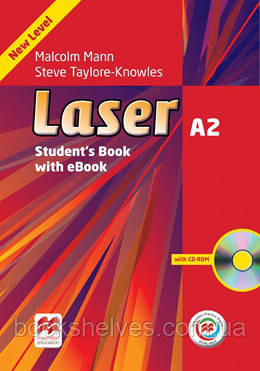 Laser 3rd Edition A2 Student's Book + eBook Pack + MPO