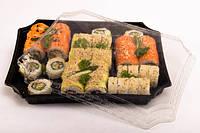 Упаковка для суши 25х19,5см, ПП-18769, 1шт