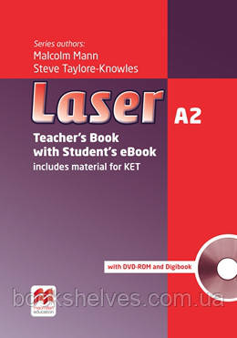 Laser 3rd Edition A2 Teacher's Book + eBook Pack