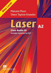Laser 3rd Edition A2 Class CD