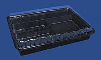 Упаковка для суши с крышкой ПС-610, 1 шт