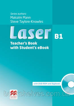 Laser 3rd Edition B1 Teacher's Book + eBook Pack