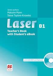 Laser 3rd Edition B1 Teacher's Book + eBook Pack