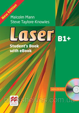 Laser 3rd Edition B1+ Student's Book + eBook Pack