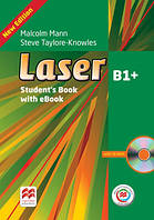 Laser 3rd Edition B1+ Student's Book + eBook Pack + MPO