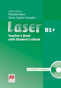 Laser 3rd Edition B1+ Teacher's Book + eBook Pack
