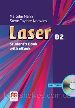 Laser 3rd Edition B2 Student's Book + eBook Pack