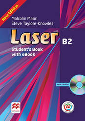 Laser 3rd Edition B2 Student's Book + eBook Pack + MPO
