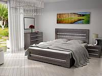 """Кровать деревянная """"Соломия"""", фото 1"""