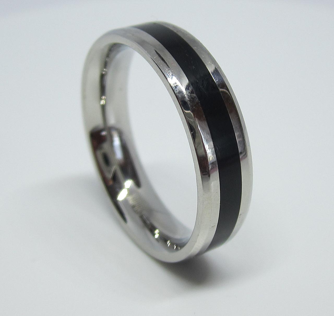 Кольцо XP Унисекс эмаль, размер 19, 20, 21, 22