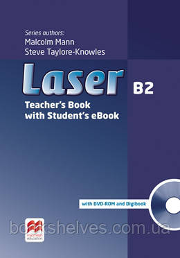 Laser 3rd Edition B2 Teacher's Book + eBook Pack