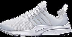 Кроссовки женские Найк Nike WMNS Air Presto 'White/Black'. ТОП Реплика ААА класса.