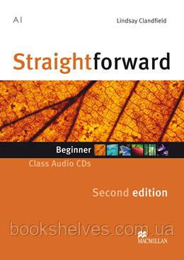 Straightforward 2nd Edition Beginner Class CDs