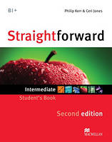 Straightforward 2nd Edition Intermediate Student's Book
