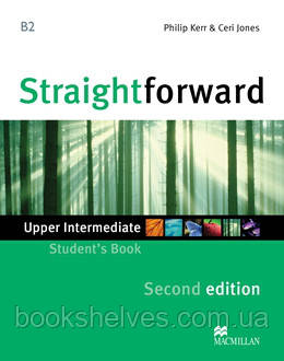 Straightforward 2nd Edition Upper-Intermediate Student's Book