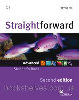 Straightforward 2nd Edition Advanced Student's Book