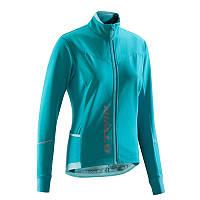 Куртка велосипедная женская B'twin 500