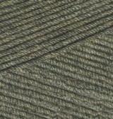 Нитки Cotton Gold Plus 270 Хаки Меланж