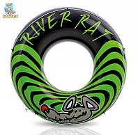 """Надувной круг """"River Rat"""" Интекс"""