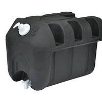 Бак рукомойник для воды, подвесной 50 литров. устанавливается на раму прицепа/полуприцепа.