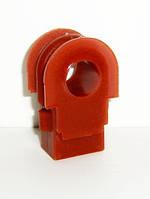 Втулка стабилизатора переднего NISSAN QASHQAI ID=21mm OEM:54613-JD04A полиуретан.