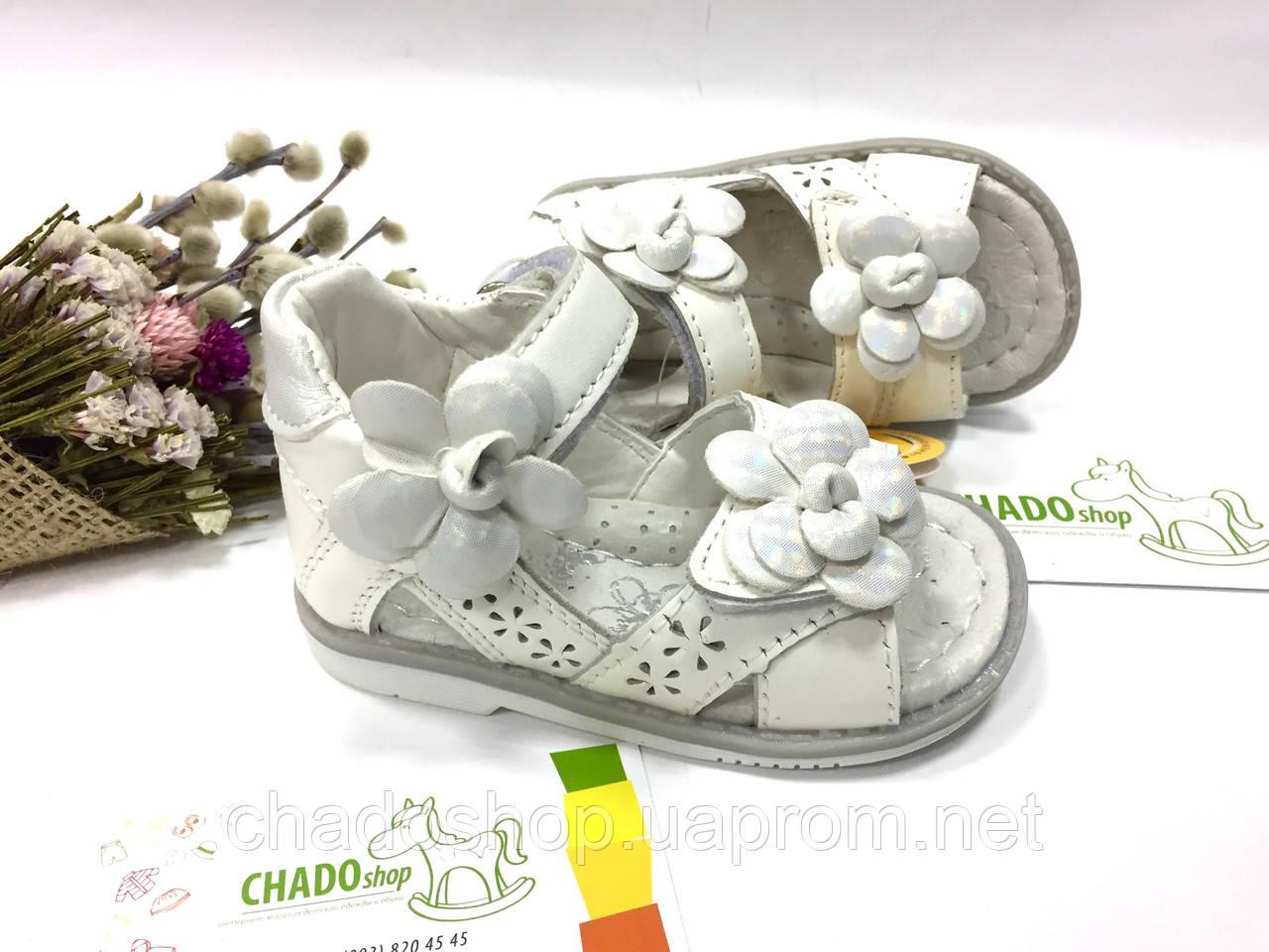 Детские босоножки на девочку Clibee 24 размер