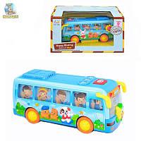 Музыкальный игрушечный автобус