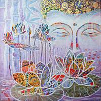 """Картина для медитации, йоги """"Природа Будды"""""""